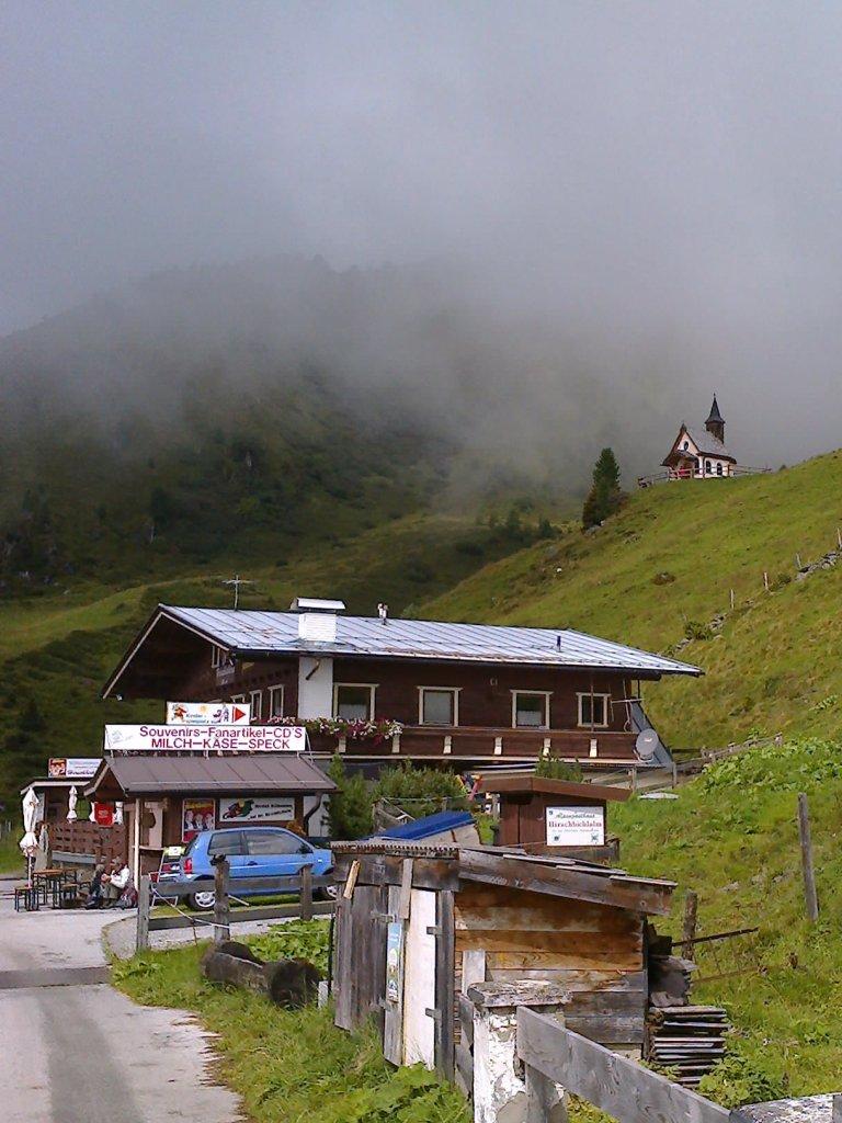 zillertaler hoehenstrasse auffahrt kaltenbach